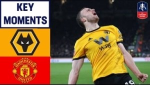 Wolves as Manchester United 2 - 1 | FA Cup All Goals & Highlights | 16-03-2019